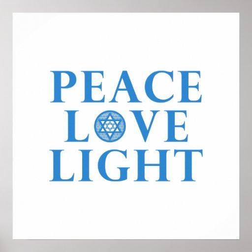 Hanakkah - luz del amor de la paz poster