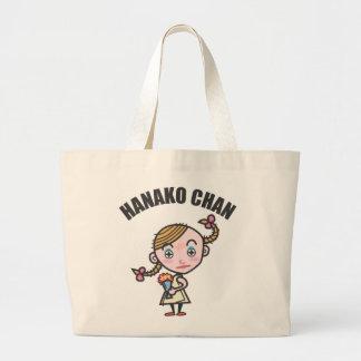 hanako bolsa tela grande