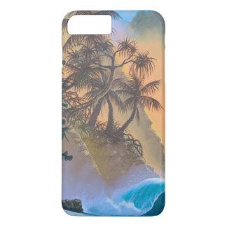 Hanalei Bay Beach Surf iPhone 7 Plus Case