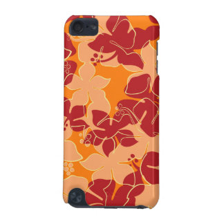 Hanalei Hawaiian Floral iPod Touch Cases