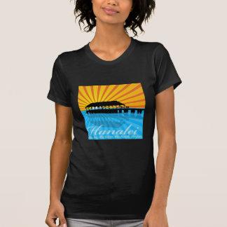 Hanalei Pier Tshirts