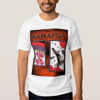 hanapua dark design t shirt