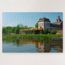 Hanau Castle Germany . Jigsaw Puzzle