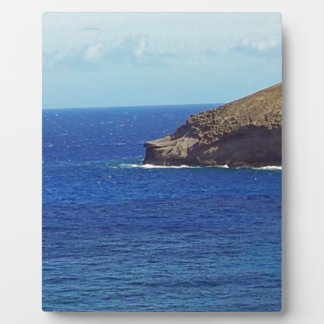 Hanauma Bay - Baboon's Nose Plaque
