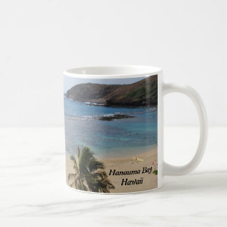 Hanauma Bay Beach, Hawaii Classic Mug