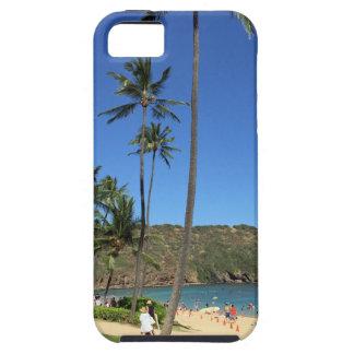 Hanauma Bay Coconut Trees iPhone 5 Cases