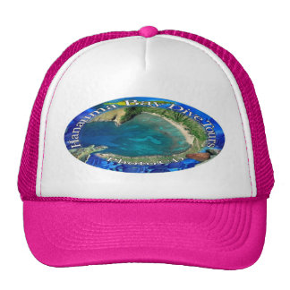Hanauma Bay Dive Tours Trucker Hat