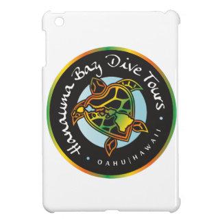 Hanauma Bay Dive Tours -Turtle Logo iPad Mini Cases