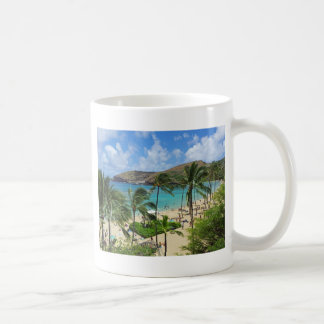 Hanauma Bay Hawaii - 2014 Vacation Coffee Mug