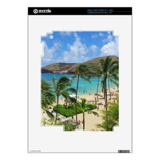 Hanauma Bay Hawaii - 2014 Vacation Decals For The iPad 2