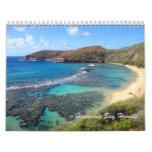 Hanauma Bay Hawaii Calendar