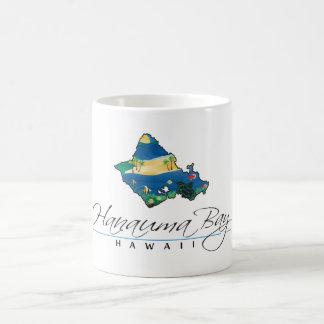 Hanauma Bay Hawaii Classic White Coffee Mug