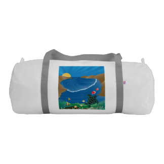 Hanauma Bay Hawaii Duffle Bag
