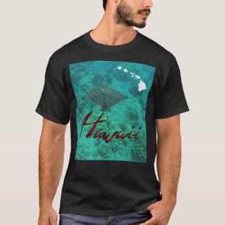 Hanauma Bay Hawaii Eagle Ray T-Shirt