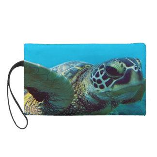 Hanauma Bay Hawaii - Green Sea Turtle Wristlet