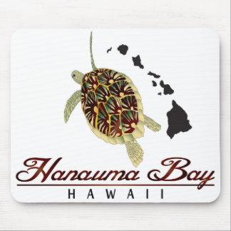 Hanauma Bay Hawaii Green Sea Turtle Mouse Pad