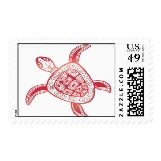 Hanauma Bay Hawaii Green Sea Turtle Postage Stamps