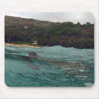 HANAUMA BAY HAWAII - Hawaii Sea Turtle Mouse Pad