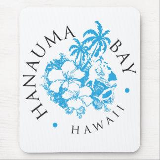 Hanauma Bay Hawaii Honu Turtle Mouse Pads
