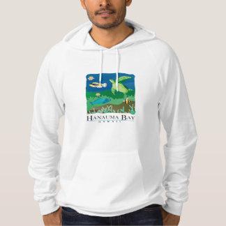 Hanauma Bay Hawaii Hoodie