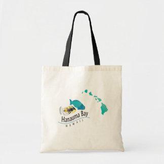 Hanauma Bay Hawaii - Humuhumunukunukunukuapua'a Tote Bag