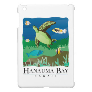 Hanauma Bay Hawaii iPad Mini Case