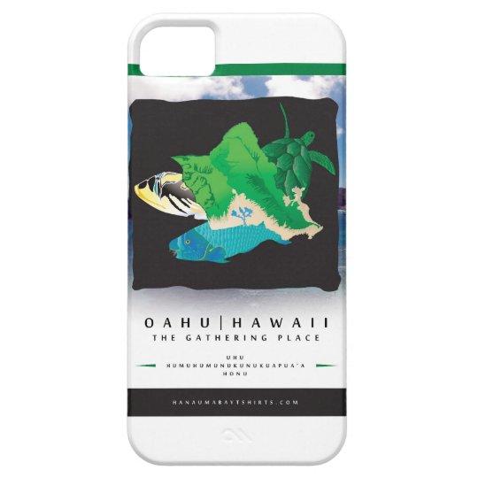 Hanauma Bay Hawaii iPhone SE/5/5s Case