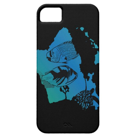 Hanauma Bay Hawaii iPhone SE/5/5s Case