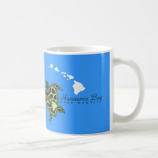 Hanauma Bay Hawaii islands Coffee Mug