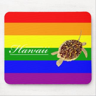 Hanauma Bay Hawaii Islands Turtle Mouse Pad