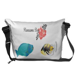 Hanauma Bay Hawaii Courier Bag