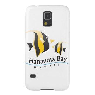 Hanauma Bay Hawaii Moorish Idol Fish Galaxy S5 Cases