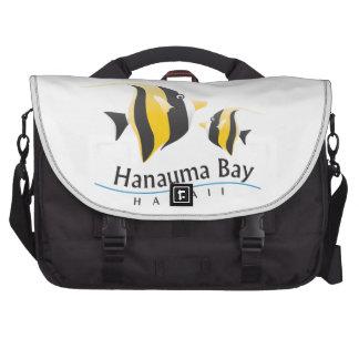 Hanauma Bay Hawaii Moorish Idol Fish Commuter Bag