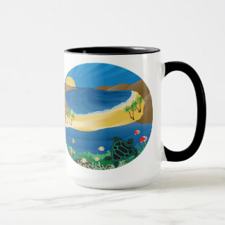 Hanauma Bay Hawaii Mug
