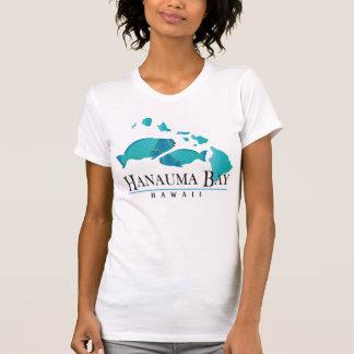 Hanauma Bay Hawaii Parrot Fish Shirt