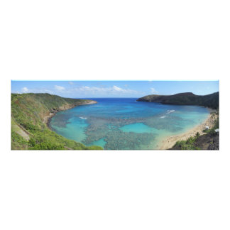 Hanauma Bay, Hawaii Photo Print