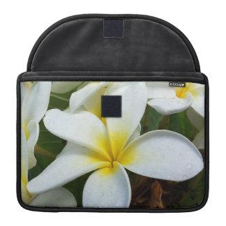 Hanauma Bay Hawaii Plumeria Computer Sleeve MacBook Pro Sleeves