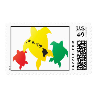 Hanauma Bay Hawaii Postage Stamp