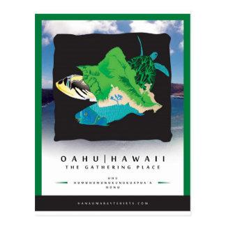 Hanauma Bay Hawaii Post Cards