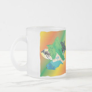 Hanauma Bay Hawaii Reggae Turtle Mug