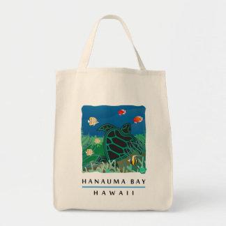 Hanauma Bay Hawaii Shopping Bag