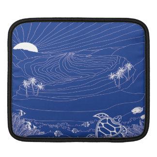 Hanauma Bay Hawaii Sleeve For iPads