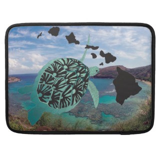 Hanauma Bay Hawaii Sleeve For MacBooks