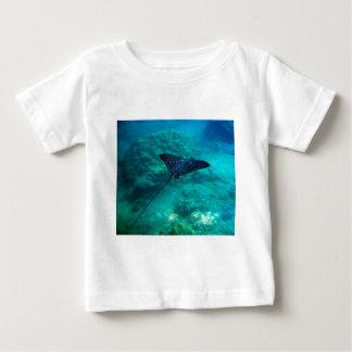 Hanauma Bay Hawaii Spotted Eagle Ray Baby T-Shirt