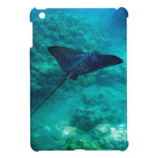 Hanauma Bay Hawaii Spotted Eagle Ray iPad Mini Covers