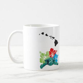 Hanauma Bay Hawaii Turtle Classic White Coffee Mug