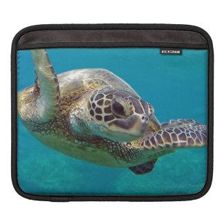 Hanauma Bay Hawaii Turtle iPad Sleeve