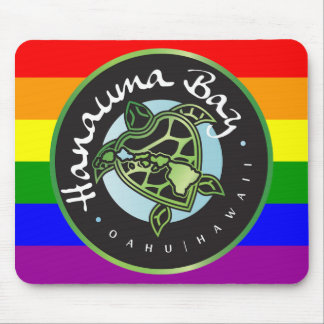 Hanauma Bay Hawaii Turtle Mousepad