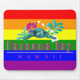 Hanauma Bay Hawaii Turtle Mouse Pad
