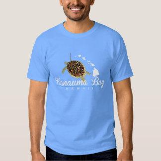 Hanauma Bay Hawaii Turtle Shirt